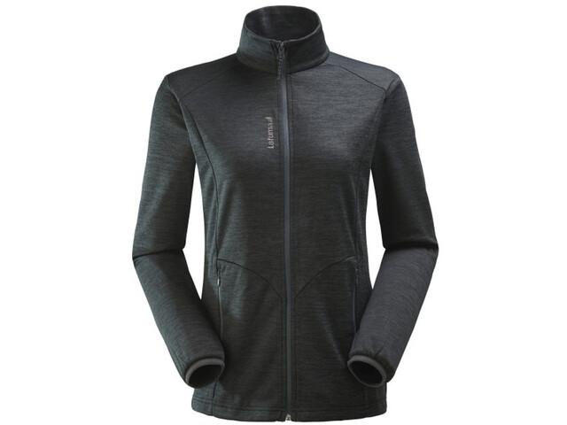 Lafuma LD Access Micro Veste polaire zippée Femme, black/noir
